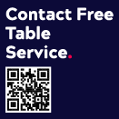 Contact free table service image thumbnail